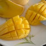 Fericirea vine din interior…ul unui mango