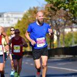 Un frugivor – mai rapid decât 97,87% din concurenți la Semimaraton București 2018
