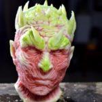 Game of Fruits – Sulptură în Pepene