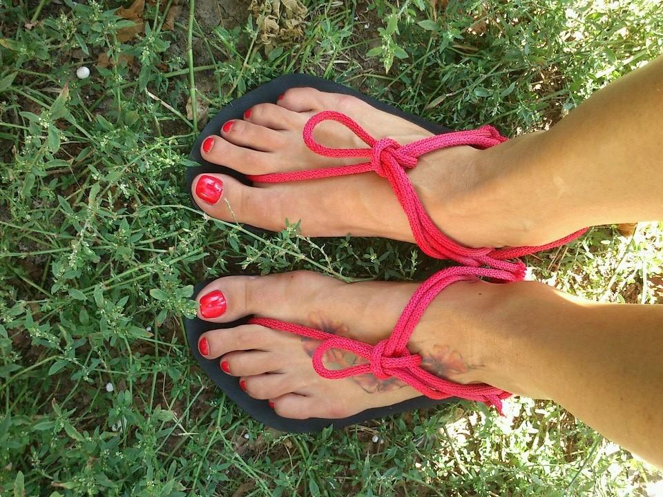 Cum să faci Sandale Tarahumara