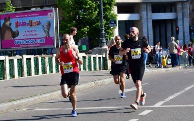 Kamikaze – Semimaraton București mai – 2019