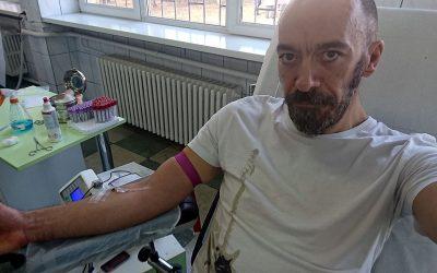 Donare de Sânge – altruism, sănătate, natural