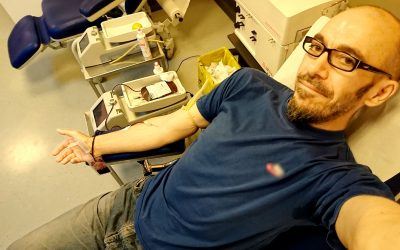 Am donat o halbă de sânge – ar fi benefic și pentru tine s-o faci