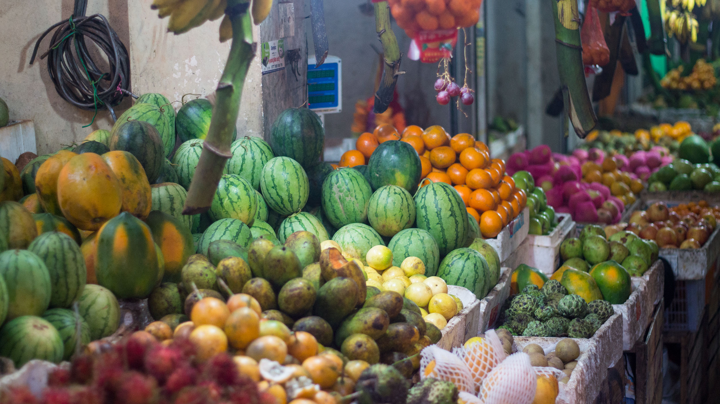Sfaturi despre alegerea fructelor la tropice