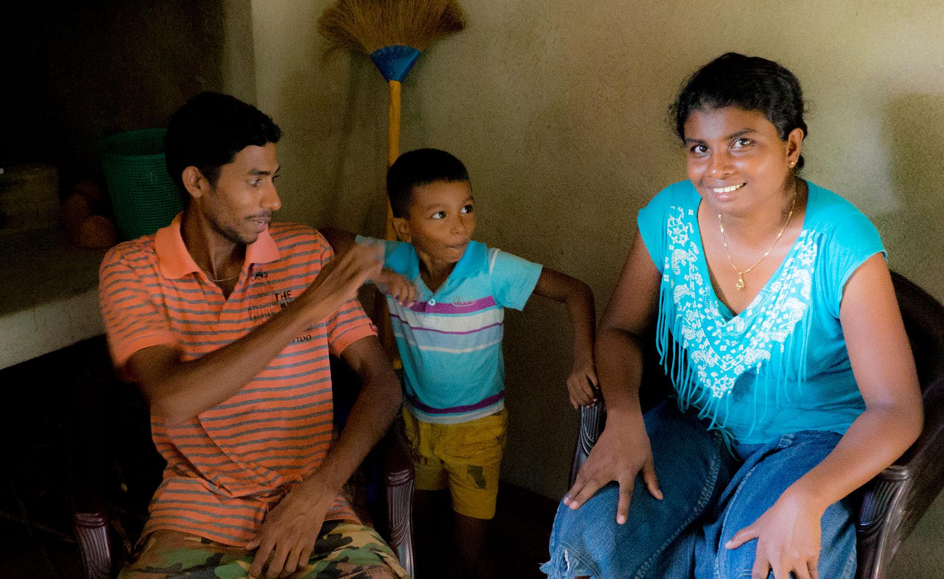 O poveste din Sri Lanka
